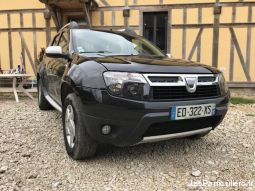 dacia duster 1.5 dci 110ch prestige 4x4 vehicules voitures aube