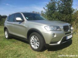 BMW X3 xdrive - Luxe