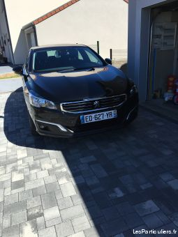 peugeot 508 1.6l blue hdi style 120ch vehicules voitures moselle