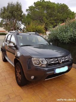 DACIA DUSTER 1.5 DCI 110 4X2 SL 10 ANS