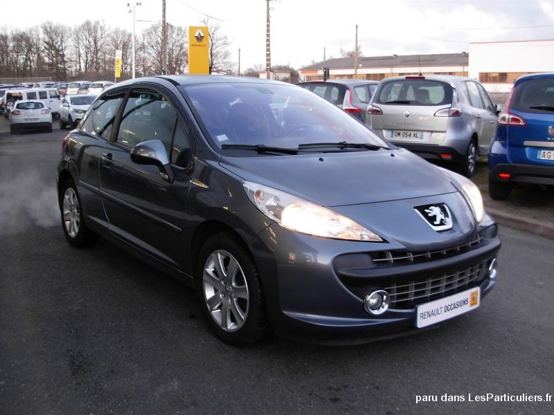 peugeot 207 ref 10348 vehicules voitures cher
