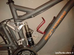 vtt enduro / all mountain iron horse mk3 sport vehicules velos haut-rhin