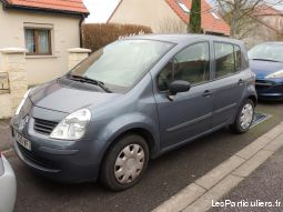 renault modus 1.5 l dci expression vehicules voitures meurthe-et-moselle