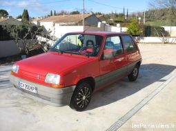 Renault Super 5 five bye bye