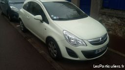opel corsa vehicules voitures aube