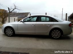 audi a4 2.0 ambition luxe 143ch vehicules voitures loiret