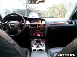 AUDI A4 2.0 ambition luxe 143ch