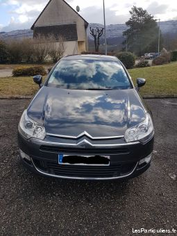 citroën c5 exclusive hydractive +  7000£ vehicules voitures ain