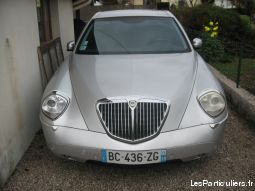 lancia thesis vehicules voitures vosges