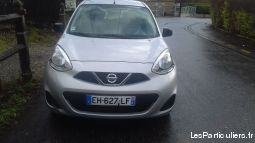 nissan micra 2016 vehicules voitures orne
