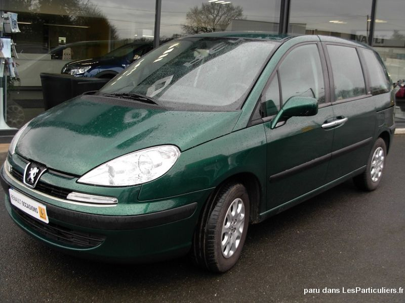 peugeot 807 re 10441 vehicules voitures cher