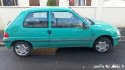peugeot 106 1.0i cartoon 4 cv berline vehicules voitures seine-et-marne