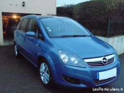 opel zafira 1.7l cdti magnetic 125ch vehicules voitures ille-et-vilaine