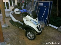 piaggio 500 ie vehicules scooters ardèche