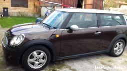 mini clubman one d vehicules voitures somme