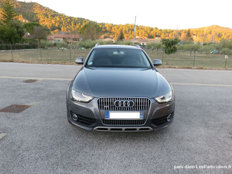 audi a4 allroad amibition luxe 177 cv vehicules voitures var