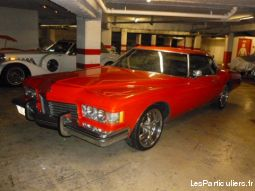 buick riviera 1973 restauration 100pn vehicules voitures alpes-maritimes