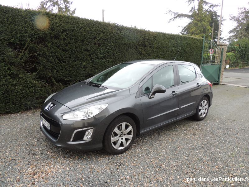 peugeot 308 style 92 cv hdi vehicules voitures indre