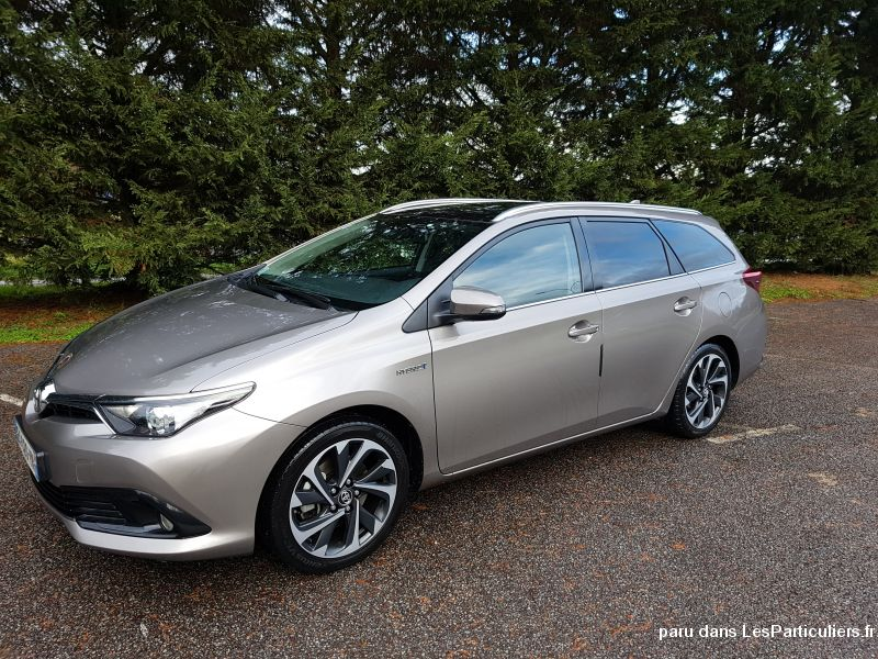 toyota auris sporting vehicules voitures eure