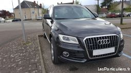 audi q5 quattro sline stronic 7. 177ch pack sport vehicules voitures cher