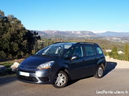 citroën grand c4 picasso hdi - 110 pack vehicules voitures alpes-maritimes