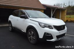 peugeot 3008 (2) vehicules voitures sarthe