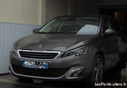 peugeot 308 puretech 130cv / 2014 1°main 46500kms vehicules voitures gironde