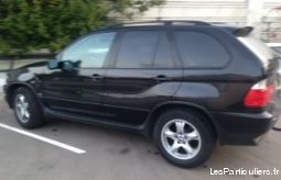 bmw x5 3.0 d pack luxe vehicules voitures yvelines
