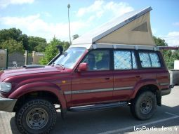 toyota 4x4 amenage vehicules caravanes camping car vaucluse