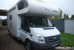 camping-car chausson flash 3 tdci vehicules caravanes camping car nord