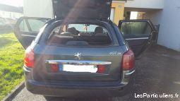 peugeot 407 sw vehicules voitures ardennes