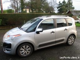 citroën c3 picasso hdi vehicules voitures manche