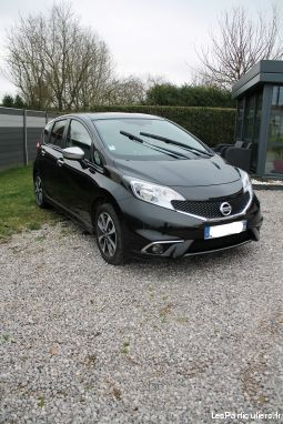 nissan note 2 1.8 80 n-tec vehicules voitures somme