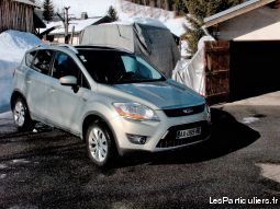 suv ford kuga occasion vehicules voitures haute-savoie