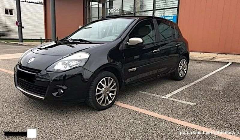 renault clio iii 1 5 dci 90 initiale phase 2 vehicules hauts de seine. Black Bedroom Furniture Sets. Home Design Ideas