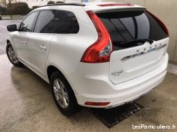 volvo xc60 momentum business vehicules voitures oise
