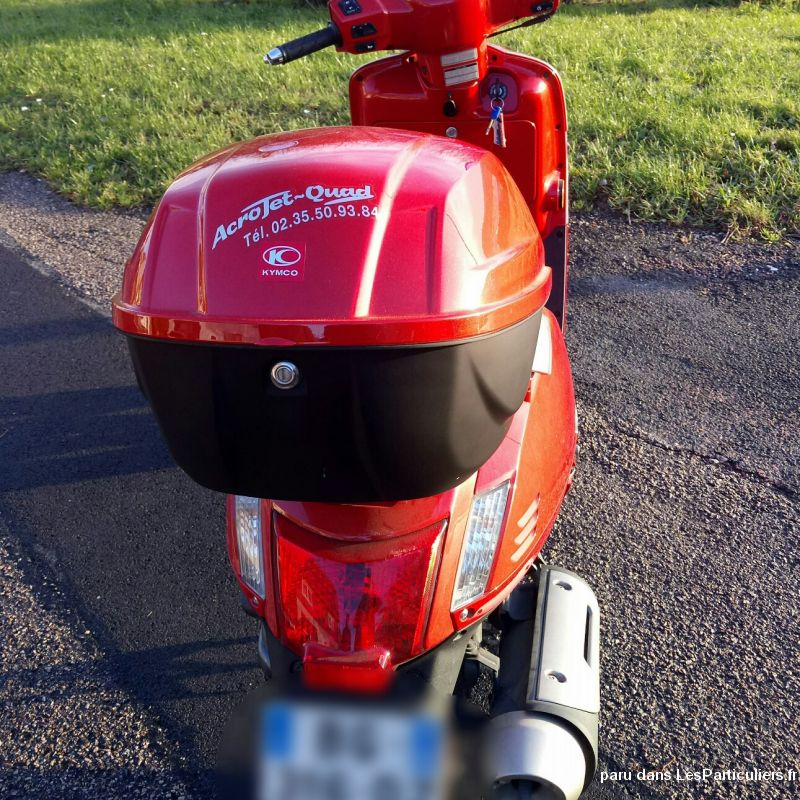 scooter kymco like 125cc vehicules scooters somme