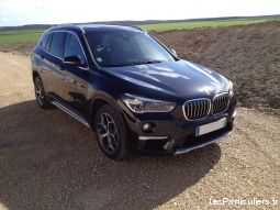 bmw x1 xdrive 20d 190ch (f48) xline vehicules voitures aube