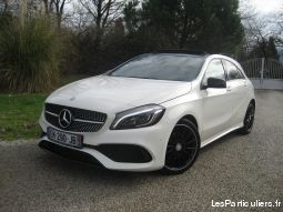 mercedes classe a fascination amg facelift vehicules voitures tarn
