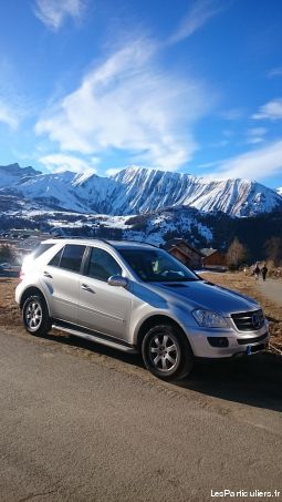 mercedes ml 320 cdi pack luxe vehicules voitures nord