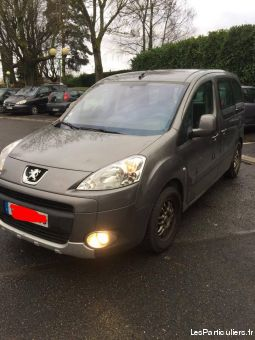 peugeot partner tepee 90 ch diesel vehicules voitures val-d'oise