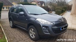 peugeot 4007 vehicules voitures meurthe-et-moselle