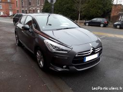 citroen ds5 e-hdi 115 airdream chic bmp6 vehicules voitures nord