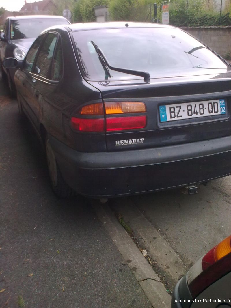 renault laguna phase 2 vehicules voitures somme