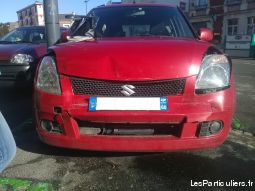 Suzuki Swift rouge