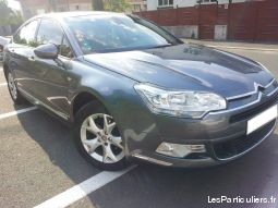 citroën c5 1.6 hdi leader 110ch gps 2008 vehicules voitures isère