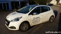 peugeot 208 allure 1,6 blue hdi 100 bvm5 5  vehicules voitures bas-rhin