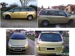 citroën grand c4 picasso 1.6 hdi vehicules voitures ain