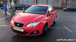 seat ibiza sport coupé rouge emotion vehicules voitures somme