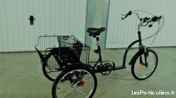 tricycle adulte neuf unisex vehicules velos hérault